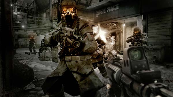 Screen z gry Killzone 2