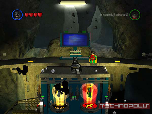 Screen z gry Lego Batman