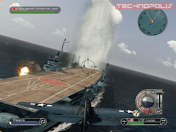 Battlestations Pacific Recenzja Gry Technopolis