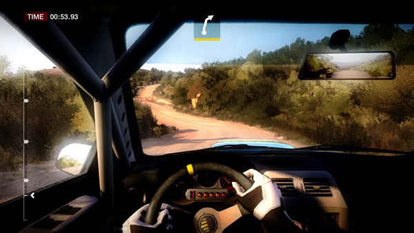 Screen z gry Colin McRae: DiRT