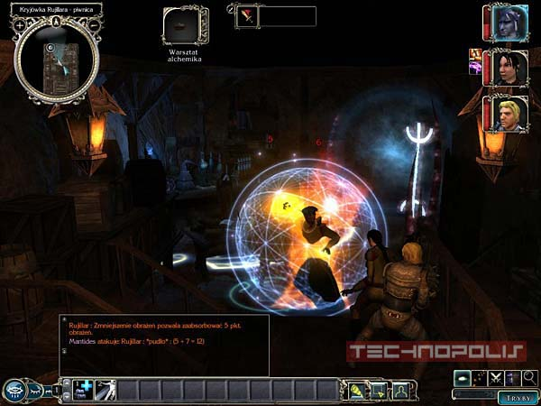 Screen z gry Neverwinter Nights 2: Wrota Zachodu