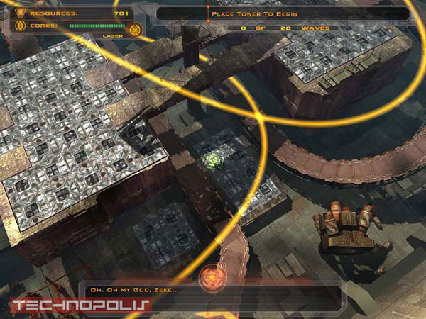 Screen z gry Defense Grid: The Awakening