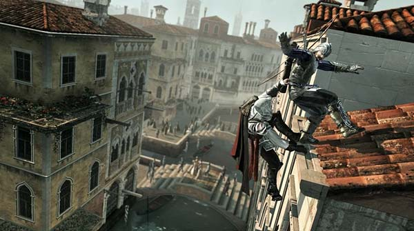 screen z gry Assassin's Creed 2