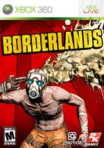 screen z gry Borderlands