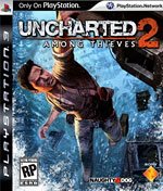 Screen z gry Uncharted 2