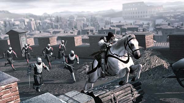 Screen z gry Assassin's Creed II