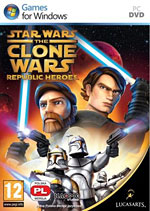 Screen z gry Star Wars Clone Wars Republic Heroes