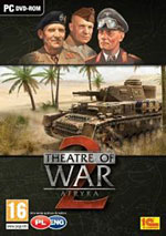 Screen z gry Theatre of War 2: Afryka 1943