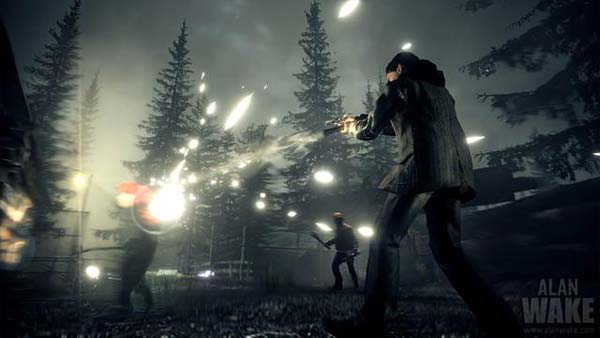 Screen z gry Alan Wake