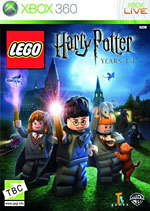 Screen z gry Lego Harry Potter