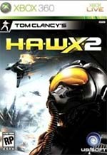 Screen z gry H.A.W.X 2