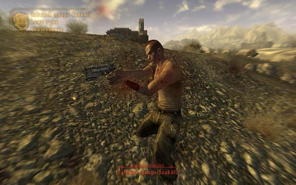 Screen z gry Fallout new Vegas