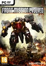 Screen z gry Front Mission Evolved