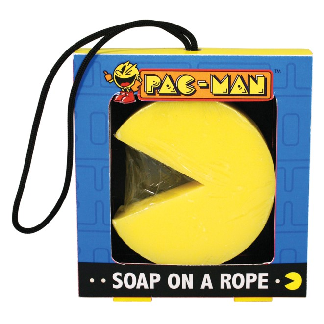 Pac_Man_Soap_On_A_Rope
