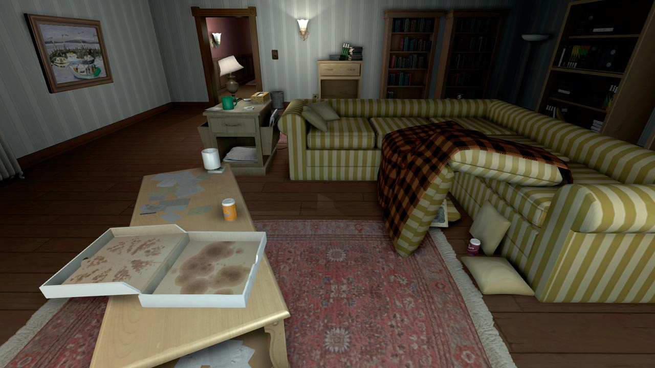 Gone Home, 2013